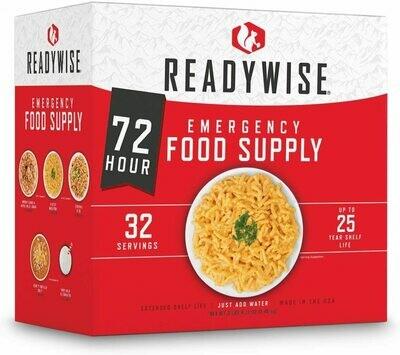 72-Hour Emergency Food Kit