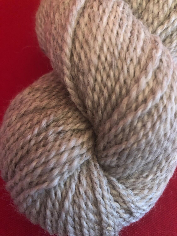 Grey Yarn : 2 ply