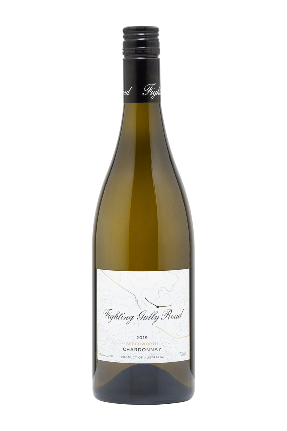 2019 Fighting Gully Road Chardonnay, Beechworth