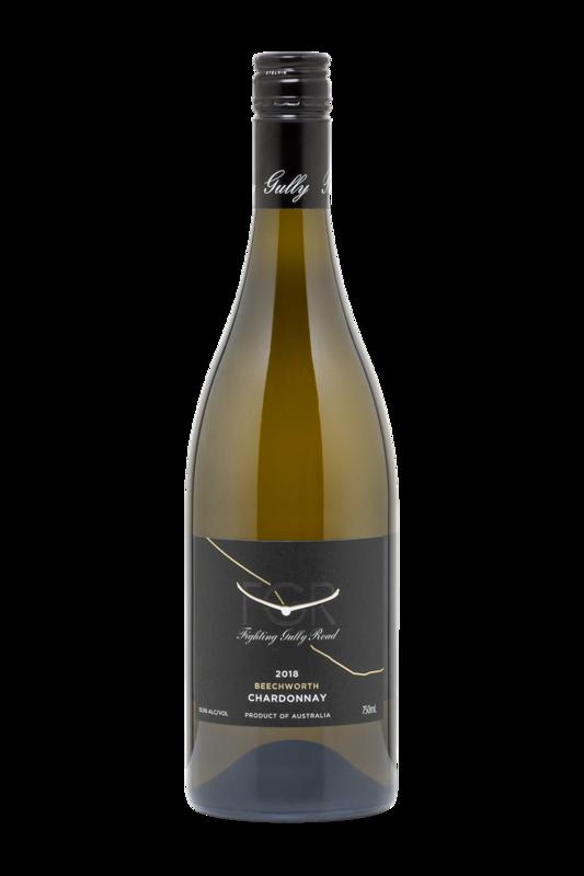 2018 Fighting Gully Road Smiths' Vineyard Chardonnay, Beechworth