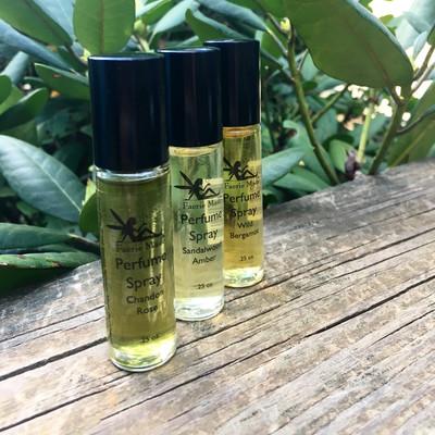 Botanical Perfume OIL BASED