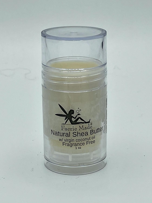 Natural Shea Butter Tube