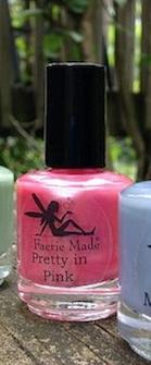 Pretty in Pink Nail Polish