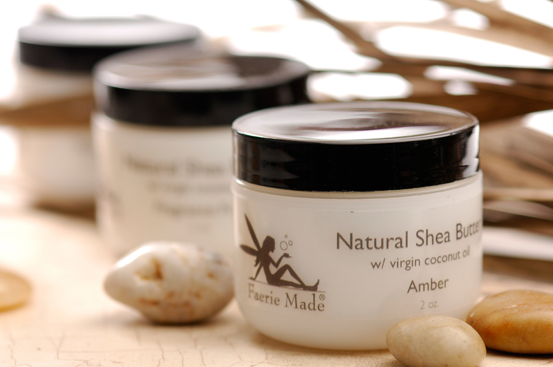 Natural Shea Butter W/ Virgin Coconut Oil 3 for $30