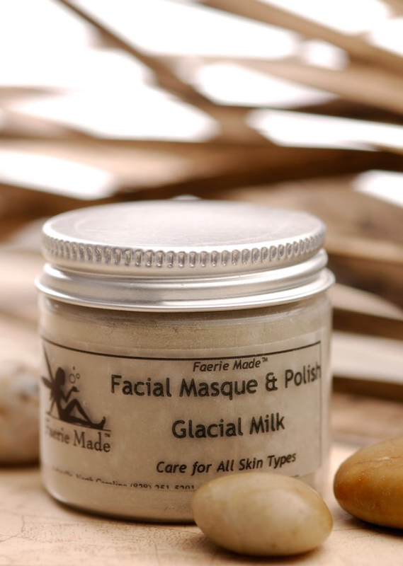 Glacial Milk Facial Masque & Polish