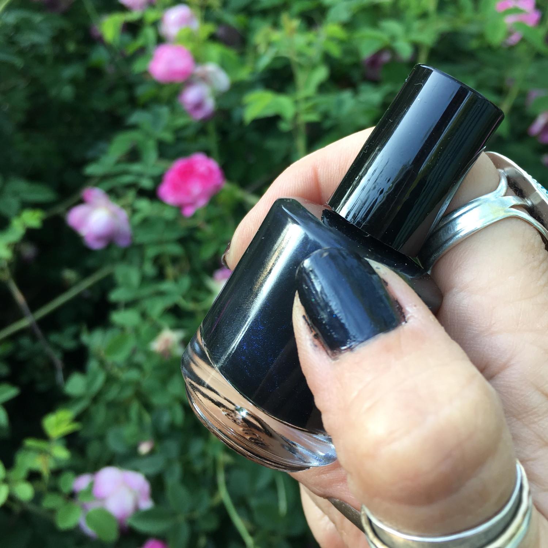 Little Black Dress Nail Polish