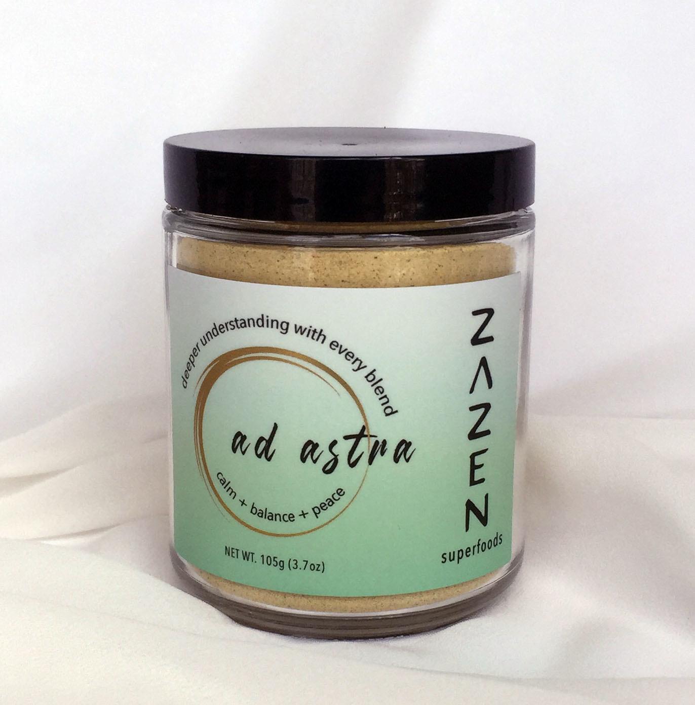 Zazen Super Blend: Ad Astra