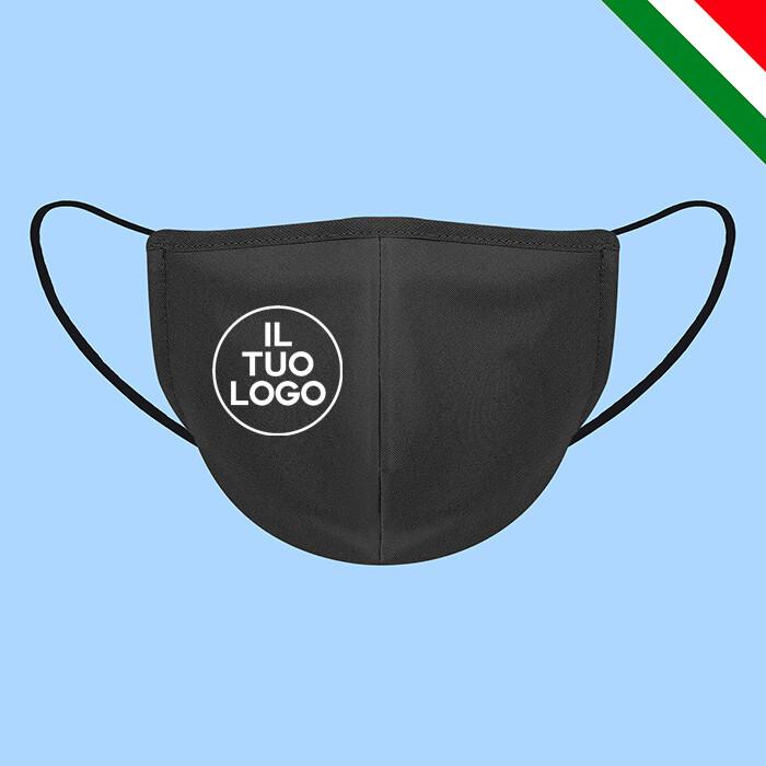 Mascherina Lavabile Personalizzata OC006 Fresh