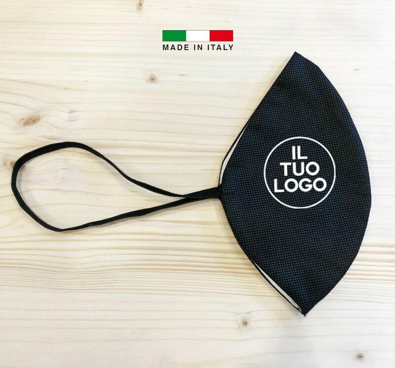 Mascherina Lavabile Personalizzata OC004 Conchiglia