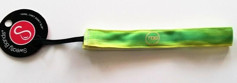 TOG Sweaty Band - Watercolors Green