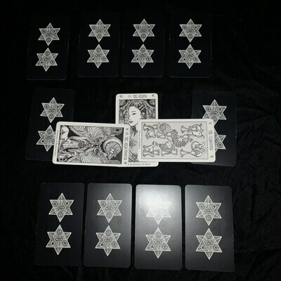 Traditional 12 Card reading