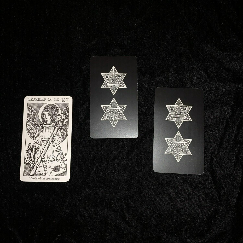 Tarot-Insight Reading