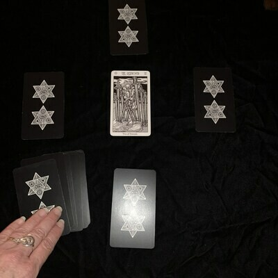 Tarot-Customized Reading