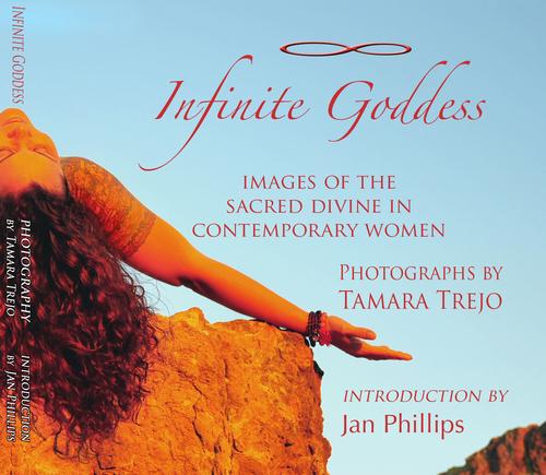 "Infinite Goddess 7""x7"" soft cover Gift Book"