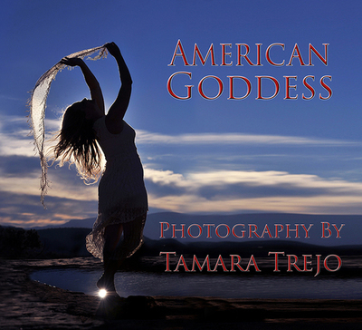 American Goddess full color Photography Art Book  8x10 hard cover