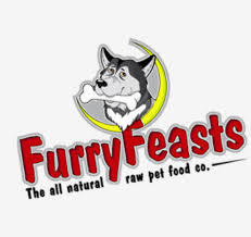 Furry Feast Veal Pluck 1kg
