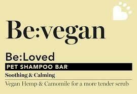 Be:Vegan Shampoo Bar