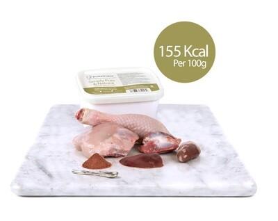 Chicken & Ground Bone 450g tub