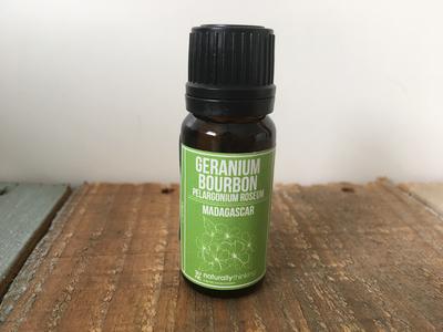 Geranium Bourbon Oil 10ml
