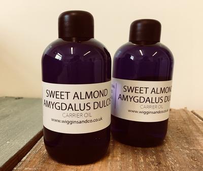 Sweet Almond Oil Carrier Oil 100ml