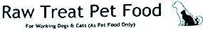 Raw Treat Pet Food Minced Venison 500g