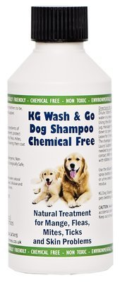 KG Wash & Go Pet Shampoo