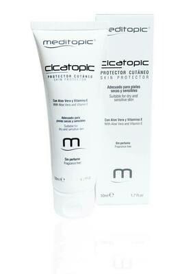 CICATOPIC  Protector Hidratante Cutáneo. 50ml. Suaviza y blanquea cicatrices hipertróficas y queloides. Ideal Post Laser y Peeling Químicos.