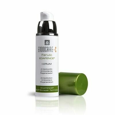 ENDOCARE-C FERULIC Edafence Serum. rompe los límites de la antioxidación, LUCHA CONTRA LA CONTAMINACIÓN * Antipolución * Antioxidante * Regenerante