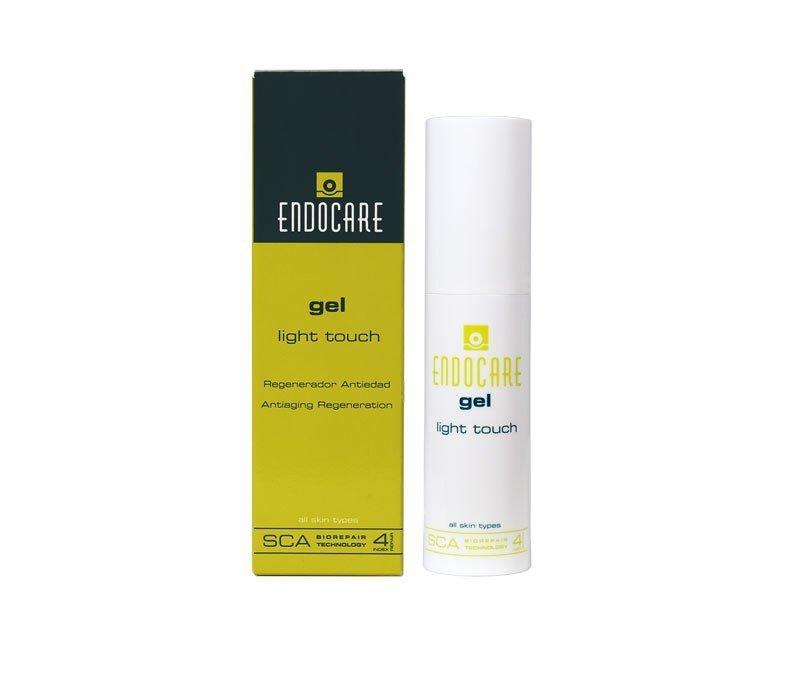 ENDOCARE Gel Light Touch. Es un ligero gel de rápida absorbción con intensa actividad reafirmante y anti-arrugas.