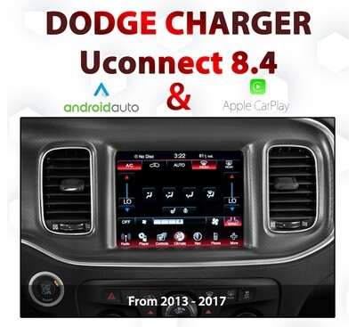 Dodge Charger 2013 - 2017 UConnect 8.4
