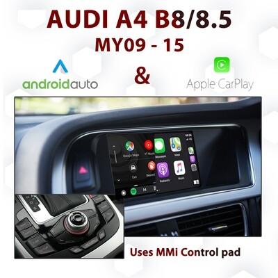 [DIAL] Android Auto & Apple CarPlay for Audi A4 B8/8.5 3G MMi - Uses MMi control pad
