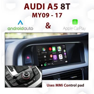 [DIAL] Android Auto & Apple CarPlay for Audi A5 3G MMi - Uses MMi control pad