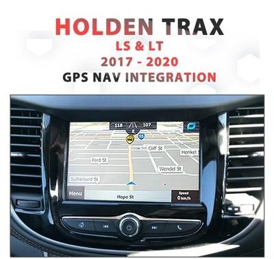 Holden Trax LS & LT 2017 - 2020 GPS NAV Integration for MyLink