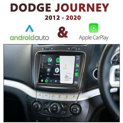 Dodge Journey - UConnect 8.4