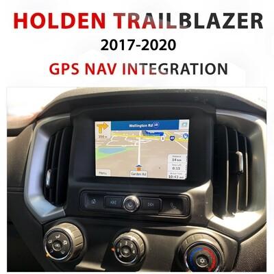 [2017-2020] Holden Trailblazer - GPS NAV Integration