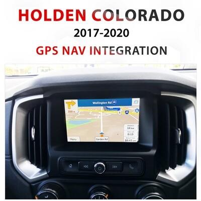 [2017-2020] Holden Colorado LT - GPS NAV Integration for MyLink