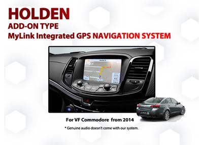 Holden VF Commodore series I & II - GPS Navigation retrofit