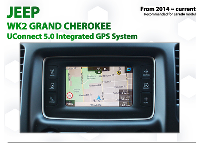 [2013 - 2017] Jeep WK2 Grand Cherokee UConnect 5