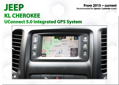 [2014 - 2017] Jeep KL Cherokee UConnect 5