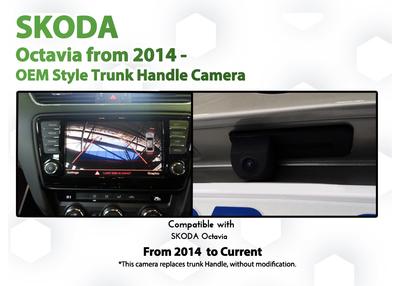 [2013 - 2018 ] Skoda Octavia 8