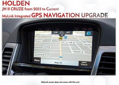 [2013 - 2017] Holden JH -II Cruze - MyLink Audio add-on GPS Navigation Upgrade System