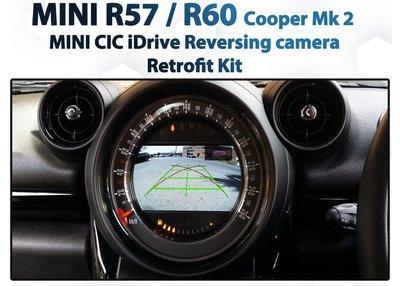 [2008-2011] MINI COOPER R56 IDrive - Reverse Camera Integration