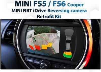 [2012 - 2017] MINI F56 / R60 NBT iDrive - Reverse Camera Integration
