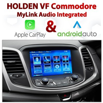 Holden VF Commodore / Chevrolet SS 2013-2015 - Apple CarPlay & Android Auto Integration