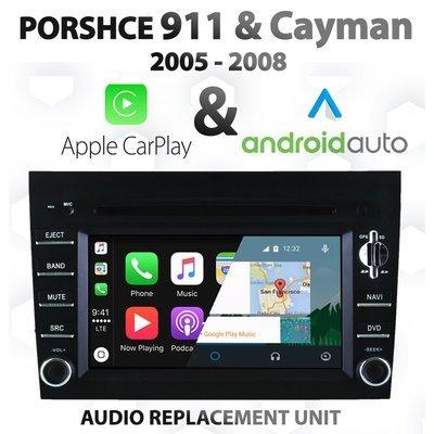 [2005-2008] Porsche 911 / Cayman -  Touch 6.8