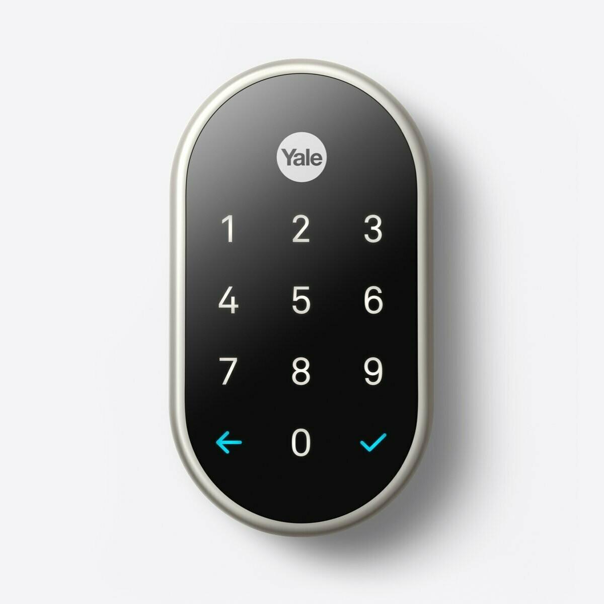 Nest x Yale Smart Lock