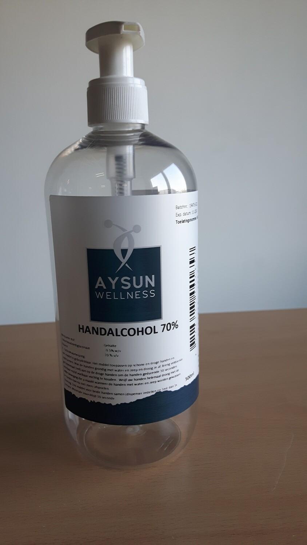 Handalcohol 70%, 500 ml