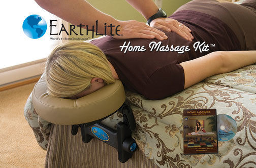 Earthlite Home Massage Therapy Kit