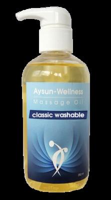 Aysun-wellness Massage oil classic