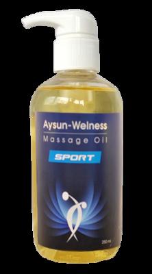 Aysun-wellness Massage oil